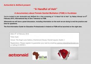 ActionAid invite 3